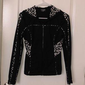 Bebe Sports zip up jacket
